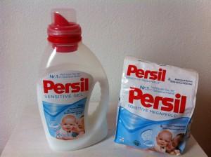 Persil Sensitive Megaperls & Gel