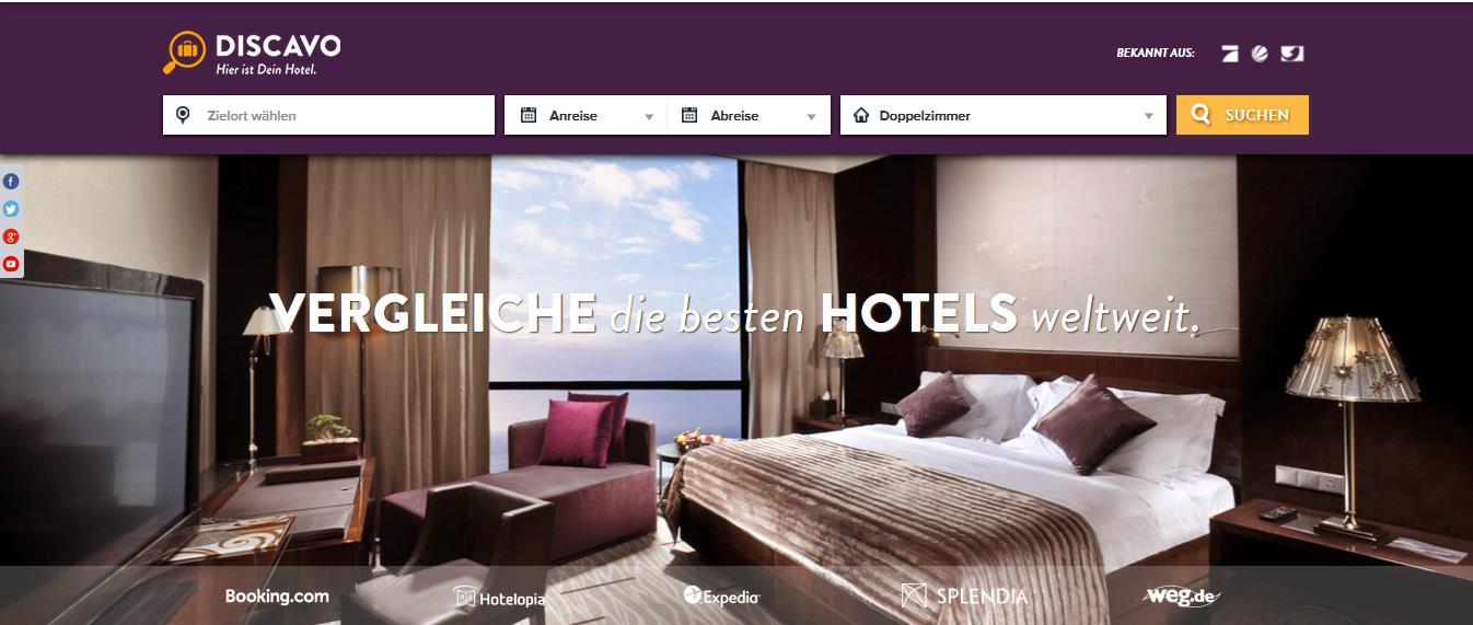 hotelsuche-discavo