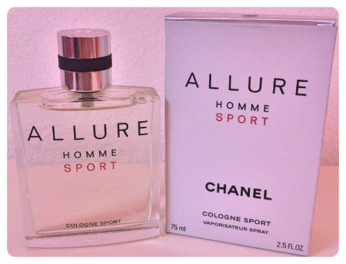 chanel allure homme sport herrenduft eau de cologne test. Black Bedroom Furniture Sets. Home Design Ideas