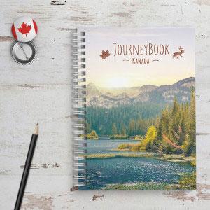 Reisetagebuch Kanada