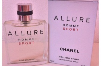 Chanel Allure Homme Sport Cologne Test