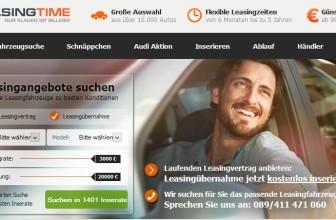 Leasingfahrzeuge Online finden