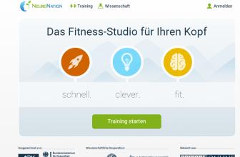 NeuroNation Test + Erfahrungen – Fitness für den Kopf