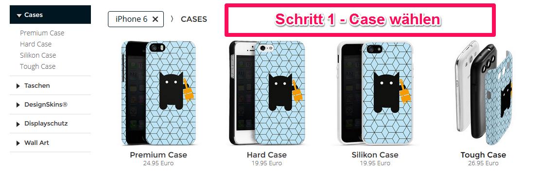 iPhone 6 Hülle selbst gestalten - So geht´s - Der Tester