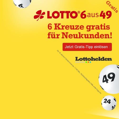 Lottohelden Neukunden