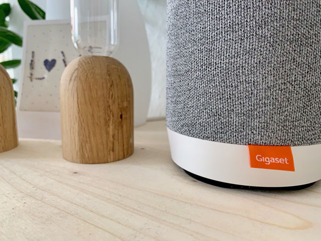 Gigaset Smart Speaker Detail