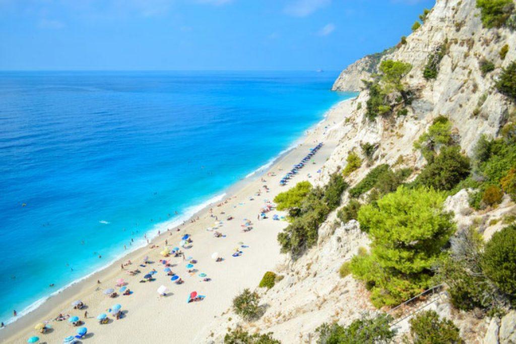 Griechenland Strand Inseln Urlaub