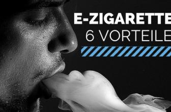 6 überzeugende Vorteile von einer Elektronischen Zigarette