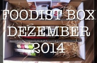 Foodist Box Dezember 2014