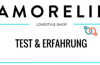 Amorelie Test, Erfahrungen & Gutschein