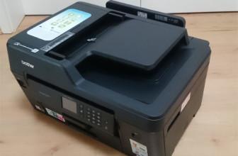 Der A3-Drucker Brother MFC-J6530DW im Praxistest