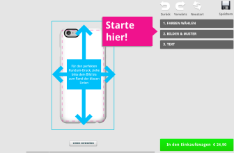 iPhone 6 Hülle selbst gestalten – So geht´s