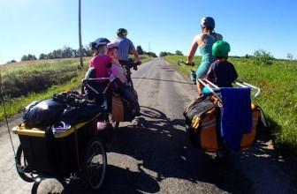 Radtouren im Sommer: Tipps & Tricks für Familien