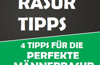 Rasur Tipps – 4 Schritte für die perfekte Körperrasur