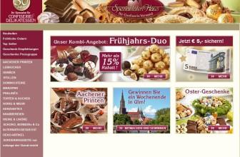 Spezialitäten-Haus – Confiserie Versand zu Ostern