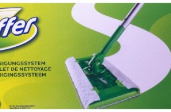 Swiffer Komplett Reinigungssystem