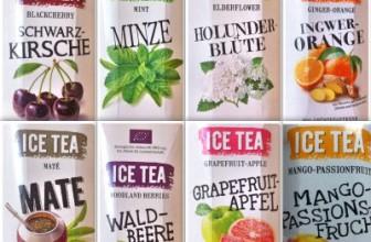 TeeGschwendner Ice Tea – ein echter Durstlöscher